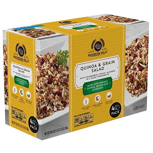 Washburn Mills Quinoa and Grains Salad (29.5 oz., 4 pk.)