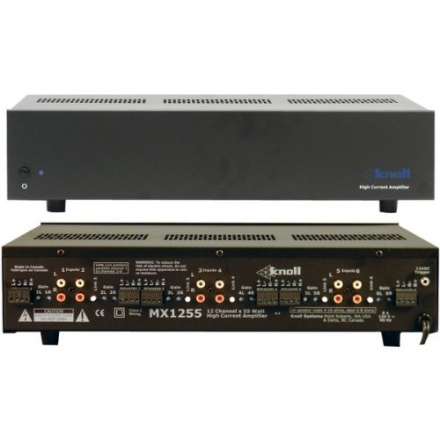 Knl Mx1255 12X55wpc Multiroom Amp