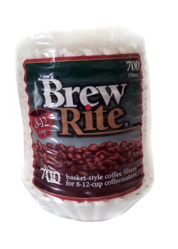 Brew Rite Coffee Filter – 700 ct.