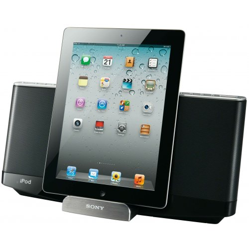 Sony RDPXF300IP 30-Pin Portable iPod/iPhone/iPad docking speaker system with Bluetooth and FM tuner