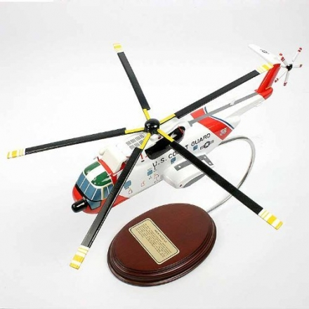 Mastercraft Collection HH-3F Pelican Wooden Model
