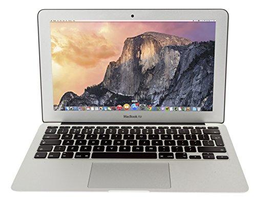 Apple 11.6 inch MacBook Air MJVM2LL/A laptop NEWEST VERSION (1.6 GHz Intel i5, 128 GB SSD, Integrate