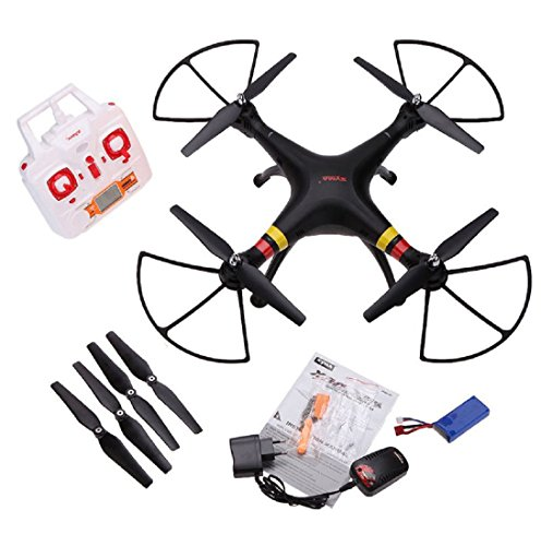 Syma X8C Venture with 2MP Wide Angle Camera 2.4G 4CH RC Quadcopter+ Memory Card+ Card Reader (Syma X