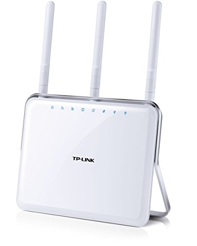 TP-LINK Archer C9 AC1900 Dual Band Wireless AC Gigabit Router, 2.4GHz 600Mbps+5Ghz 1300Mbps, 1 USB 2