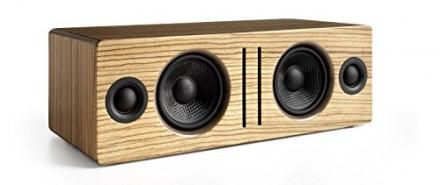 Audioengine B2 Zebrawood Single Bluetooth Speaker