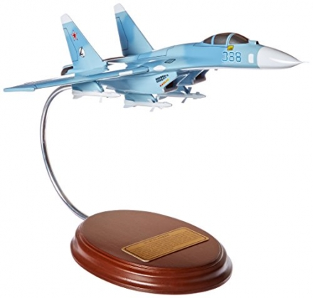 Mastercraft Collection SU-27 Flanker Model Aircraft