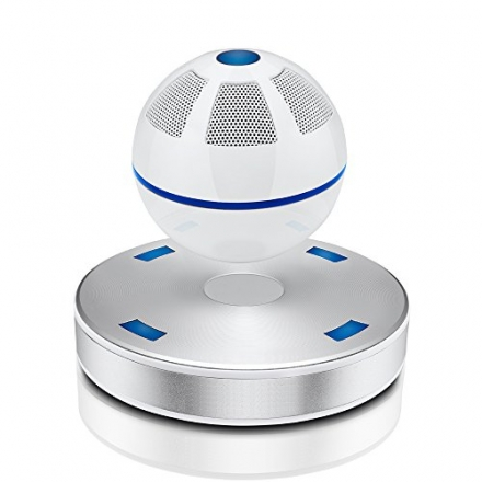 V.one 2015 Magnetic Floating Bluetooth Speaker with NFC Function Support iphone, Android, Windows Ph