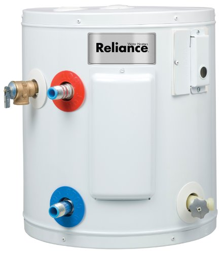 Reliance 6 6 SOMS K 6 Gallon Compact Electric Water Heater