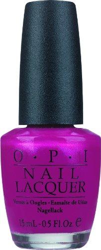 Opi Nail Lacquer, Flashbulb Fuchsia, 0.5 Fluid Ounce