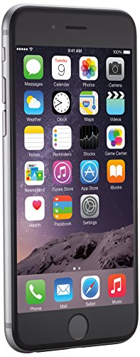 Apple iPhone 6 a1549 128GB Space Gray Smartphone for AT&T