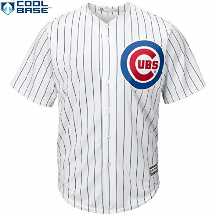 Jake Arrieta Chicago Cubs #49 MLB Men's Cool Base Home Jersey