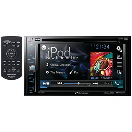 Pioneer AVHX2700BS Double DIN/BLUETOOTH/SIRIUS/DVD/MIXTRAX/APPMODE Car Receiver
