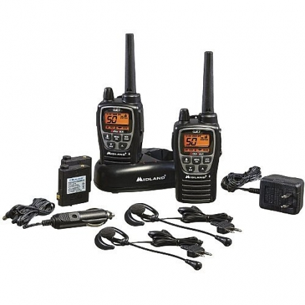 Midland GXT2000VP4 50-Channel GMRS with 36-Mile Range