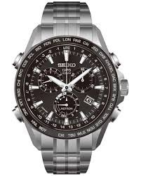 Watch Seiko Astron Sse003j1 Men´s Black