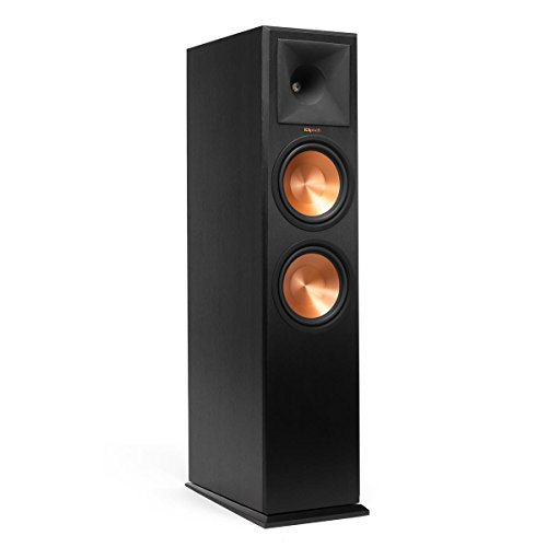Klipsch RP-280F Reference Premiere Floorstanding Speaker with Dual 8 inch Cerametallic Cone Woofers
