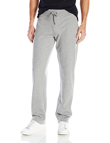Armani Jeans Men's Open Bottom Fleece Sweatpant