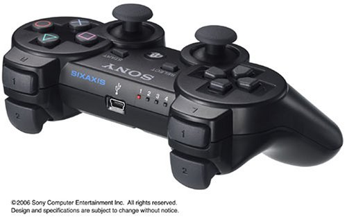 PS 3 Wireless Controller [Japan Import]