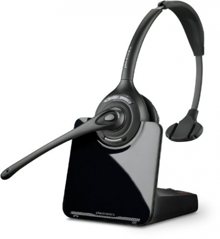 Plantronics 88284-01 HD Wireless Monaural Headset