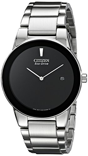 Citizen Men's AU1060-51E Axiom Analog Display Japanese Quartz Silver Watch