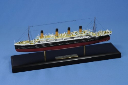 RMS Titanic 1/1000 Ship Scale Model