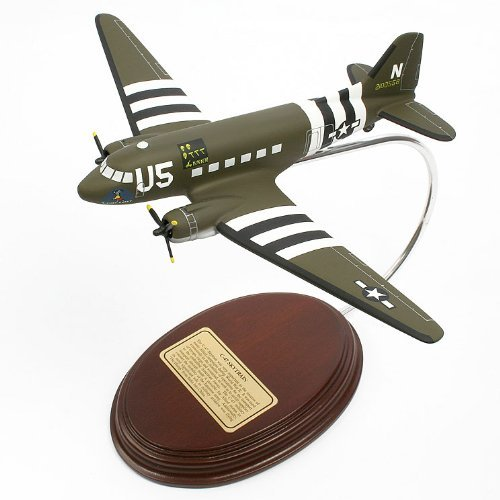 Mastercraft Collection C-47 Skytrain Olive Model
