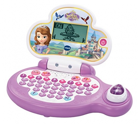 VTech Disney Princess Sofia The First Learning Laptop