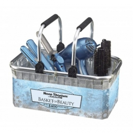 BaBylissPRO Basket of Beauty BABNTBSK1 – 6 piece set