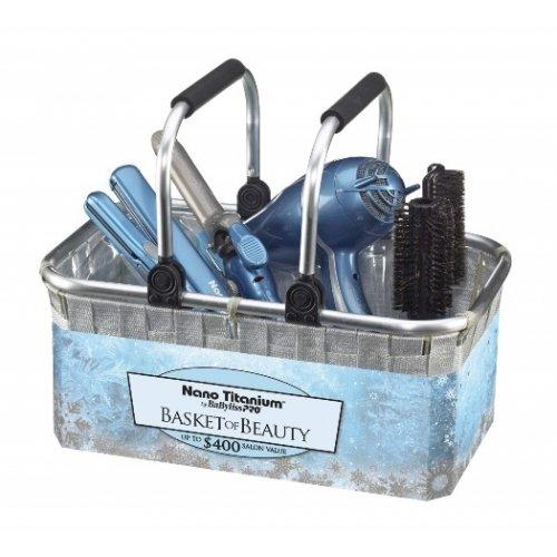 BaBylissPRO Basket of Beauty BABNTBSK1 – 6 piece set