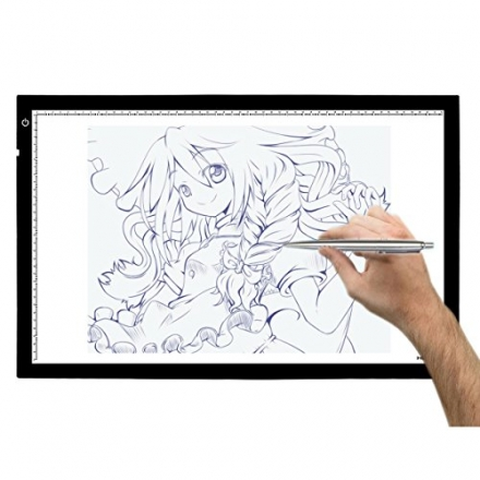 Huion Super Thin 26.8 Inches (Diagonally)  LED Light Box – A2