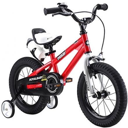 RoyalBaby BMX Freestyle Kids Bikes 12 inch, 14 inch, 16 inch, in 5 colors, Boy's Bikes and Girl's Bi