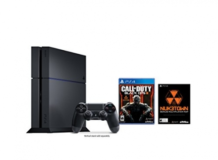 PlayStation 4 500GB Console – Call of Duty Black Ops III Bundle