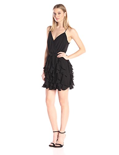 Greylin Women's Naya Ruffle Dress