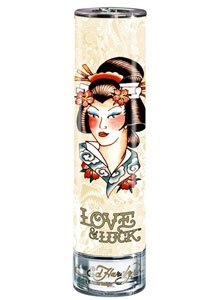 Ed Hardy Love & Luck by Christian Audigier for Women Mermaid 4 Piece Set Includes: 3.4 oz Eau de Par