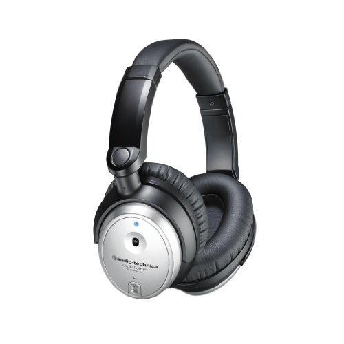 Audio Technica ATH-ANC7B SVIS Noise-Cancelling Headphones