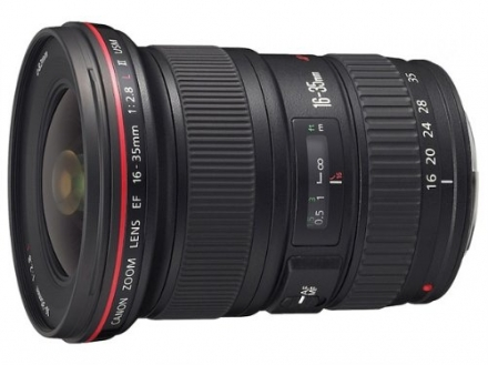 Canon EF 16-35mm f/2.8L ll USM Zoom Lens for Canon EF Cameras