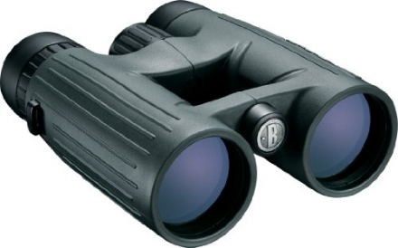 Bushnell Excursion HD Roof Prism Binocular, Euro Green, 10x