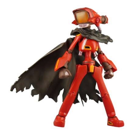 New Sentinel RIO bone Canti Red Action Figure 6.9″ OVA Gainax Anime Japan