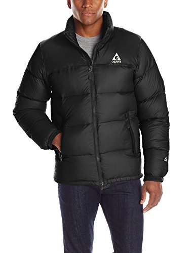 Gerry Men's True Grit Heavy Down Puffer Jacket