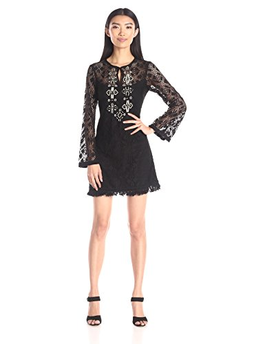 Nanette Lepore Women's Bamboo Beaded Dress