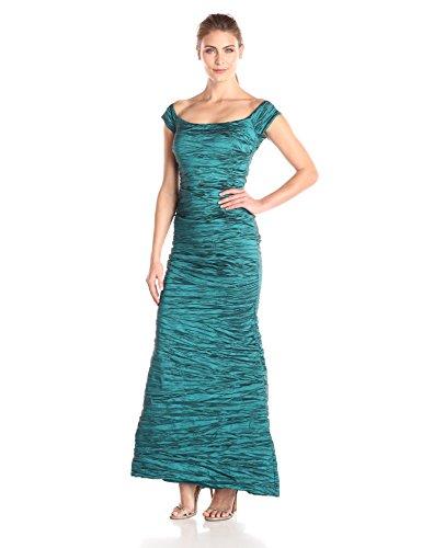 Alex Evenings Women's Off The Shoulder Dress