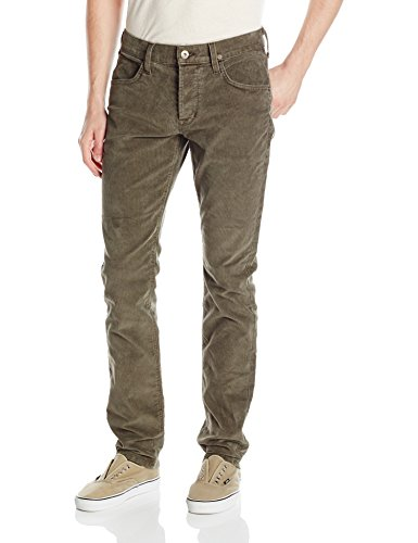 Hudson Jeans Men's Blake 5 Pocket Slim Straight In Ares Cord