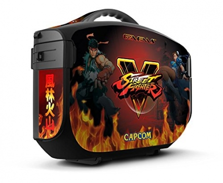 GAEMS VANGUARD Personal Gaming Entertainment System- STREET FIGHTER V EDITION for PS4