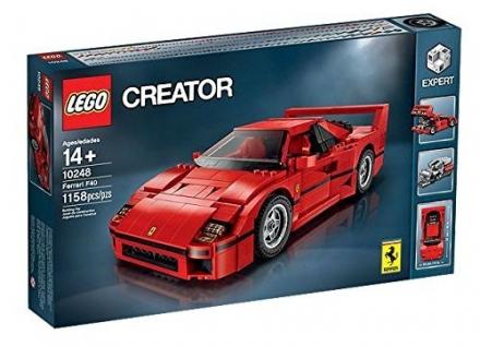 Lego Creator Ferrari F40 10248