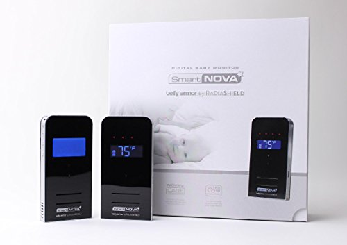 Belly Armor SmartNOVA Baby Monitor – Black