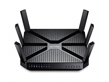 TP-LINK AC3200 Tri-Band Wireless Gigabit Wi-Fi Router (Archer C3200)