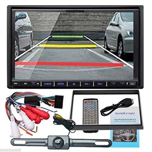 OEM 2 Din 7″ In Car Stereo DVD CD Radio Player Multimedia Bluetooth Ipod Double Din 7″ Car Stereo DV