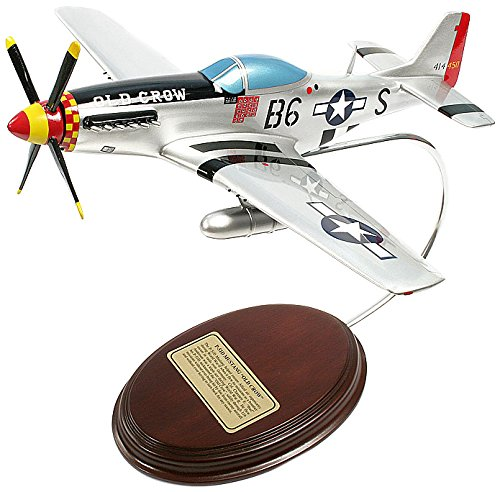 Mastercraft Collection P-51D Mustang old crow Model