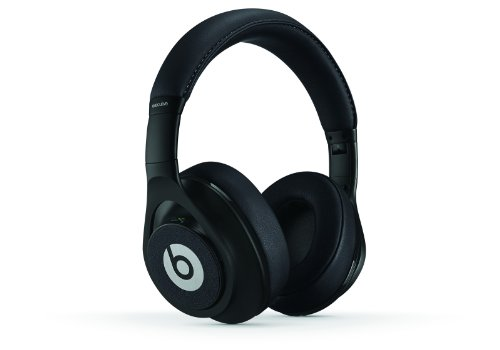 Beats Executive Over-Ear Noise Cancelling Headphones (Black)