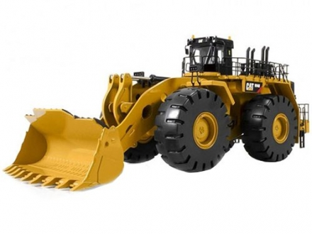 CAT Caterpillar 994H Wheel Loader 1/50 by Tonkin Replicas 10008