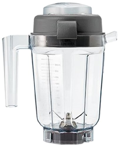 Vitamix 32-ounce Dry Grains Container with Whole Grains Cookbook